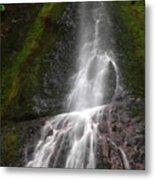 Marymere Falls 2 Metal Print