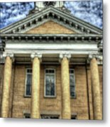 Maryville Tennessee Courthouse  Metal Print
