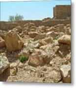 Masada I Metal Print