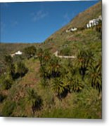 Masca Valley And Parque Rural De Teno 3 Metal Print
