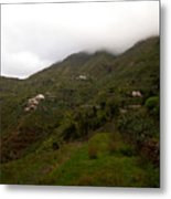 Masca Valley And Parque Rural De Teno 5 Metal Print