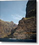 Masca Valley Entrance 1 Metal Print