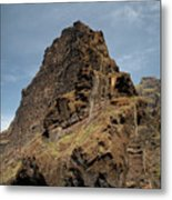 Masca Valley Entrance 3 Metal Print