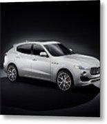 Maserati Levante Metal Print