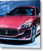 Maserati Metal Print