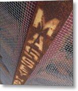 Masey Harris Metal Print