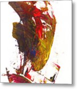 Mask 2009 Metal Print