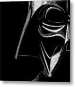 Masked Empire Metal Print