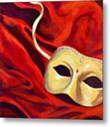 Masquerade 2 Metal Print