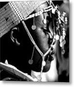 Massai Bride Metal Print