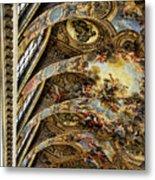 Masterpiece Design Architecture Palace Versailles France  Metal Print