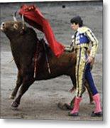 Matador Miguel Angel Perera I Metal Print