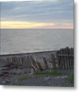 Matane In The Morning... Metal Print