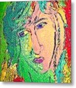 Matisse Inspiration Metal Print