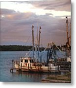 Matlacha Florida Sunset Metal Print