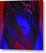 Matryoshka Doll Metal Print