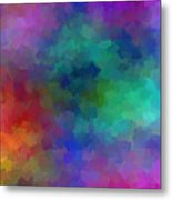 Matter And Space Metal Print