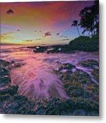 Maui Beauty Metal Print