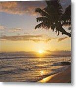 Maui, Kaanapali Beach Metal Print