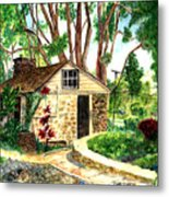 Maui Winery Metal Print