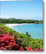 Mauna Kea Beach Metal Print