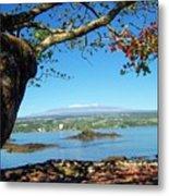 Mauna Kea Snow Metal Print