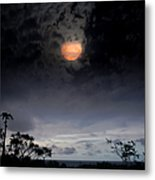 Maunaleo Journey With Spirit Metal Print