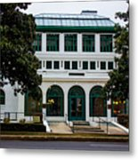 Maurice Bath House - Hot Springs, Arkansas Metal Print
