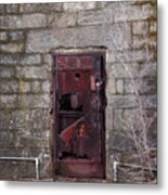 Maximum Security Metal Print