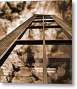 May 8 2010 Metal Print