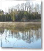 May Morning Mississippi River Metal Print