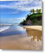Mayaro Beach Trinidad Metal Print