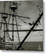Mayflower Metal Print