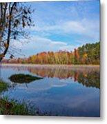 Mayor's Pond, Autumn, #1 Metal Print