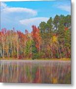 Mayor's Pond, Autumn, #4 Metal Print