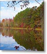 Mayor's Pond, Autumn, #7 Metal Print