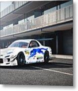 Mazda Rx-7 Metal Print