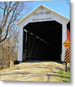 Mcallister's Bridge Metal Print