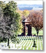 Mcclellans Gate Metal Print