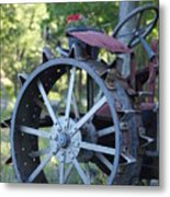 Mccormic Deering Farm Tractor   # Metal Print