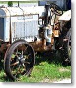 Mccormick-deering 10-20 Tractor Metal Print
