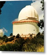 Mcdonald Observatory At Mt. Locke Metal Print