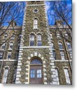 Mcgraw Hall - Cornell University Metal Print