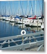 Mckinley Marina 4 Metal Print