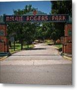 Mclain Rogers Park Metal Print