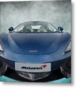 Mclaren Sports Car Metal Print