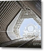 Mcmath-pierce Solar Observatory Metal Print