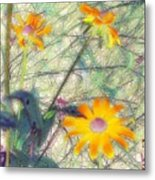 Meadow Out Loud Metal Print