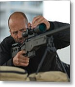 Mechanic Resurrection Metal Print