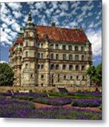 Mecklenburg Palace Metal Print